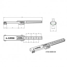 Montáž pro noční vidění PARD NV008 na kulovnice CZ 550/CZ 557